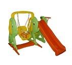КИНГ 07 - Продукти - Детски пързалки